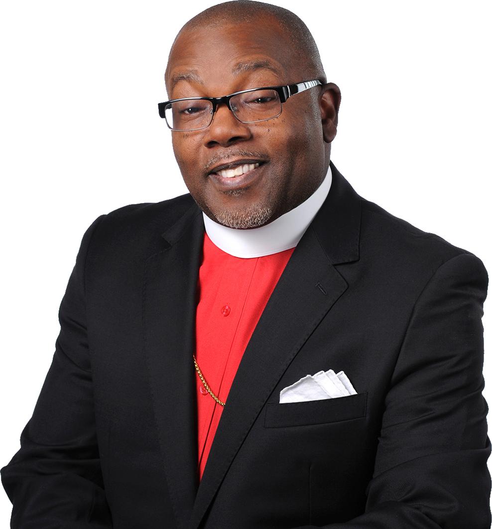 about us bishop neil c ellis