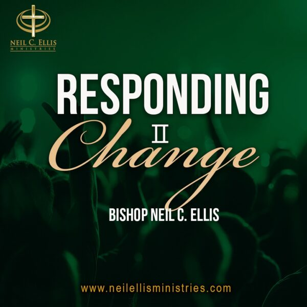 Responding To Change cover